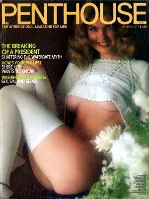Penthouse March 1977