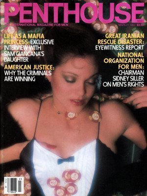 Penthouse March 1984