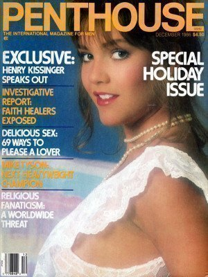 Penthouse December 1986