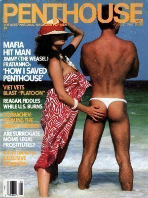 Penthouse August 1987