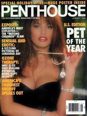 Penthouse January 1996
