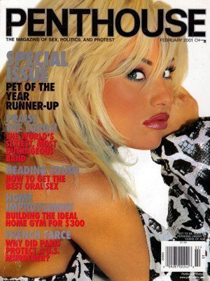 Penthouse February 2001