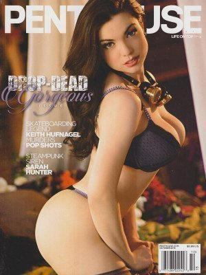 Penthouse October 2015